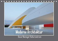 Moderne Architektur – Oscar Niemeyer Kulturzentrum (Tischkalender 2018 DIN A5 quer) von Ehrentraut,  Dirk