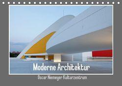 Moderne Architektur – Oscar Niemeyer Kulturzentrum (Tischkalender 2019 DIN A5 quer) von Ehrentraut,  Dirk