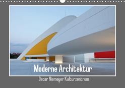 Moderne Architektur – Oscar Niemeyer Kulturzentrum (Wandkalender 2020 DIN A3 quer) von Ehrentraut,  Dirk