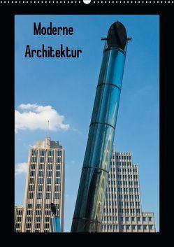 Moderne Architektur (Wandkalender 2019 DIN A2 hoch) von Bücker,  Michael, Grasse,  Dirk, Hegerfeld-Reckert,  Anneli, Uppena,  Leon