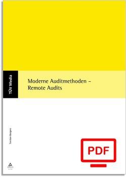 Moderne Auditmethoden – Remote Audits (E-Book,PDF) von Borgers,  Torsten