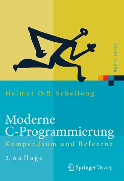 Moderne C-Programmierung von Schellong,  Helmut O.B.