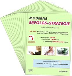 Moderne Erfolgsstrategie von Gaschler,  Tony, Stange,  Frank