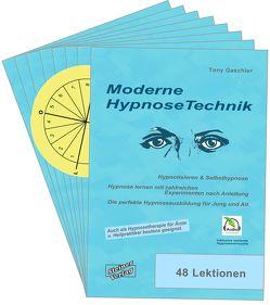 Moderne Hypnosetechnik von Gaschler,  Tony