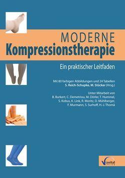 Moderne Kompressionstherapie von Reich-Schupke,  Stefanie, Stücker,  Markus
