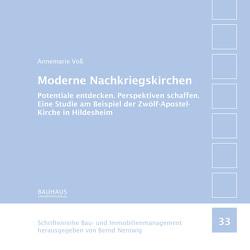 Moderne Nachkriegskirchen von Voß,  Annemarie