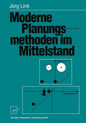 Moderne Planungsmethoden im Mittelstand von Haun,  Peter, Link,  Jörg, Stamer,  Hans