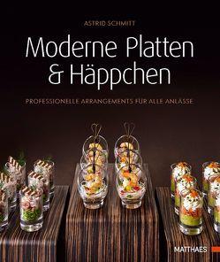 Moderne Platten & Häppchen von Schmitt,  Astrid