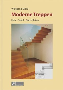 Moderne Treppen von Diehl,  Wolfgang
