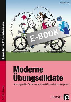 Moderne Übungsdiktate von Lascho,  Birgit