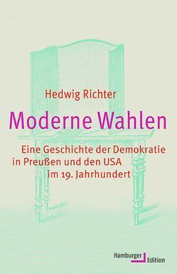 Moderne Wahlen von Richter,  Hedwig