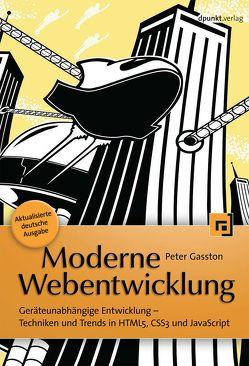 Moderne Webentwicklung von Gasston,  Peter