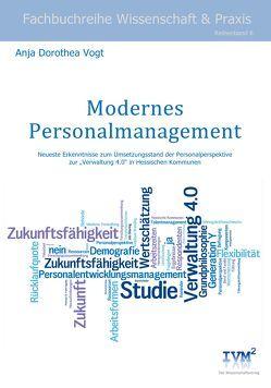 Modernes Personalmanagement von Vogt,  Anja Dorothea