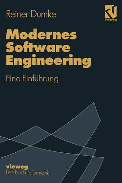 Modernes Software Engineering von Dumke,  Reiner