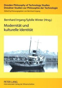 Modernität und kulturelle Identität von Irrgang,  Bernhard, Winter,  Sybille