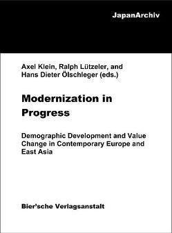 Modernization in Progress von Klein,  Axel, Lützeler,  Ralph, Ölschleger,  Hans D