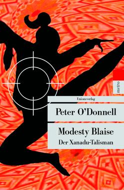 Modesty Blaise – Der Xanadu-Talisman von Donnell,  Peter