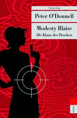 Modesty Blaise – Die Klaue des Drachen von Donnell,  Peter