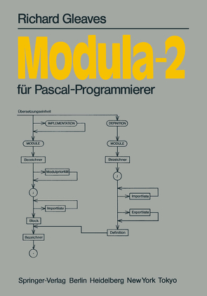 Modula-2 von Fuchs,  H., Gleaves,  R.