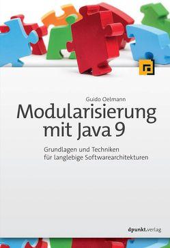 Modularisierung mit Java 9 von Oelmann,  Guido