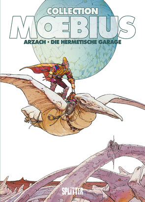 Moebius Collection: Arzach / Die hermetische Garage von Moebius