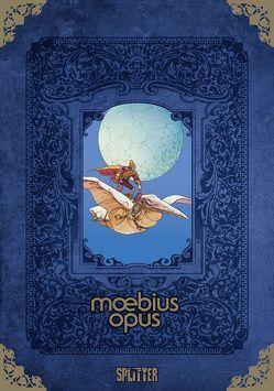 Moebius Opus (limitierte Sonderedition) von Moebius