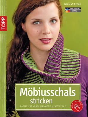 Möbiusschal stricken von Bergk,  Dagmar