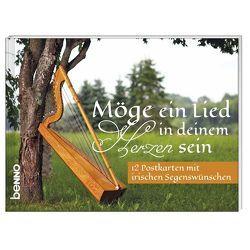 Postkartenbuch »Möge ein Lied in deinem Herzen sein«
