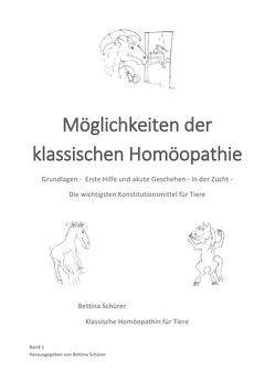 Möglichkeiten der klassischen Homöopathie / Möglichkeiten klassischer Homöopathie von Schürer,  Bettina