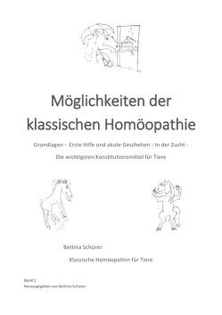 Möglichkeiten klassischer Homöopathie von Schürer,  Bettina