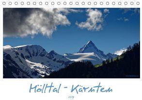 Mölltal – Kärnten (Tischkalender 2019 DIN A5 quer) von Trapp,  Tobias