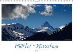Mölltal – Kärnten (Wandkalender 2019 DIN A3 quer) von Trapp,  Tobias