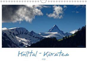 Mölltal – Kärnten (Wandkalender 2019 DIN A4 quer) von Trapp,  Tobias