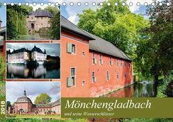 Mönchengladbach und seine Wasserschlösser (Tischkalender 2018 DIN A5 quer) von Schwarze,  Nina