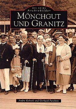 Mönchgut und Granitz von Kobsch,  Andre, Parchow,  Gerhard