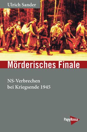 Mörderisches Finale von Sander,  Ulrich