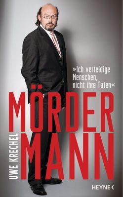 Mördermann von Krechel,  Uwe