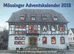 Mössinger Adventskalender 2018 von Herrmann,  Elke