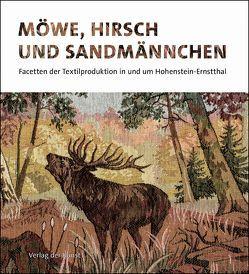Möwe, Hirsch und Sandmännchen von Mieth,  Katja Margarethe, Palm,  Marina