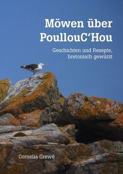 Möwen über PoullouC'Hou von Grewe,  Cornelia