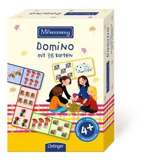 Möwenweg Bilder-Domino von Boie,  Kirsten, Engelking,  Katrin