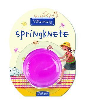 Möwenweg Springknete von Boie,  Kirsten, Engelking,  Katrin