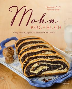 Mohn-Kochbuch von Bichler,  Martin, Greßl,  Margarete