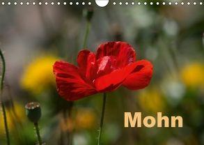 Mohn (Wandkalender 2018 DIN A4 quer) von Renken,  Erwin