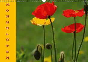 MOHNBLÜTEN (Wandkalender 2018 DIN A3 quer) von GUGIGEI,  k.A.