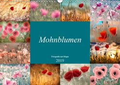 Mohnblumen – Fotografie mit Magie (Wandkalender 2019 DIN A3 quer) von Delgado,  Julia