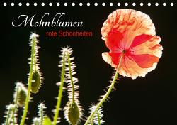 Mohnblumen – rote Schönheiten (Tischkalender 2021 DIN A5 quer) von Bölts,  Meike
