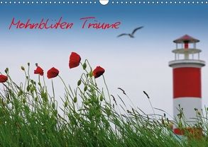 Mohnblumen Träume (Wandkalender 2018 DIN A3 quer) von Design Fotografie by Tanja Riedel,  Avianaarts