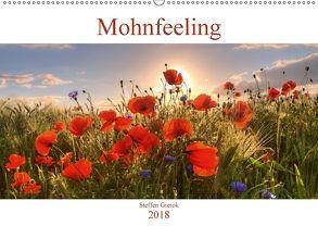 Mohnfeeling (Wandkalender 2018 DIN A2 quer) von Gierok,  Steffen
