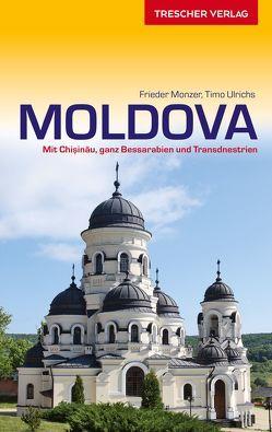 Moldova von Monzer,  Frieder, Ulrichs,  Timo